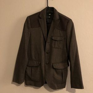 H&M Men's Jacket Sz 36R